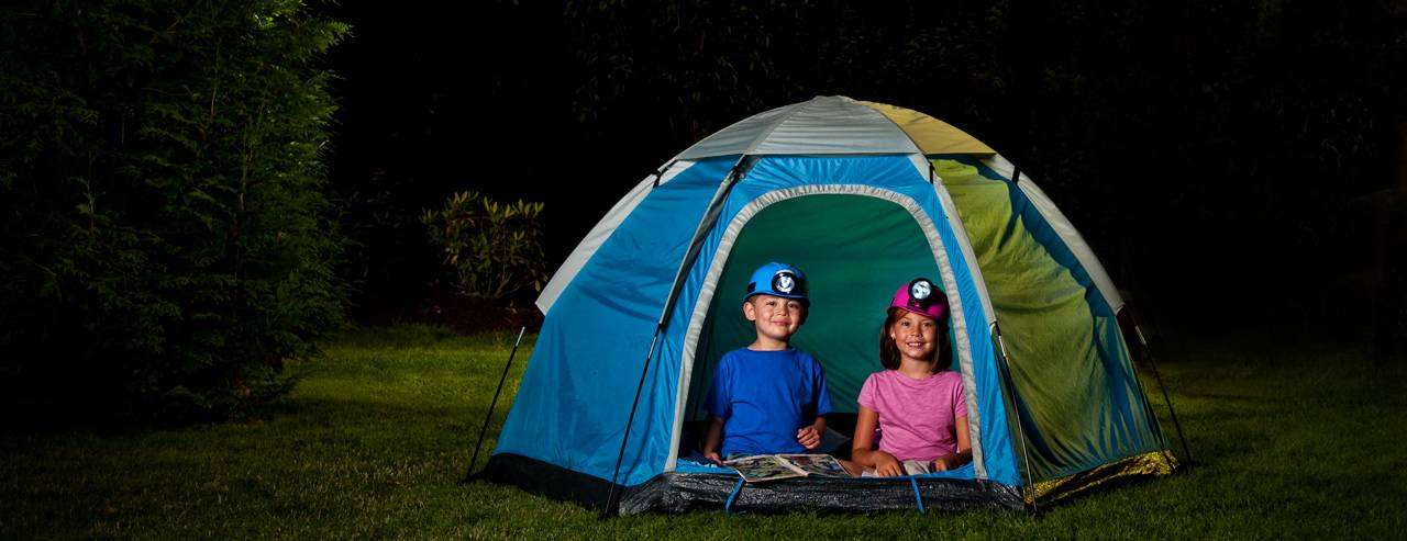 Camp Eastgate Family Adventure