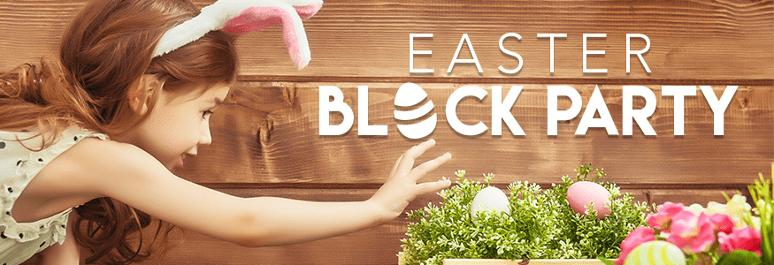 FREE Easter Egg Block Party