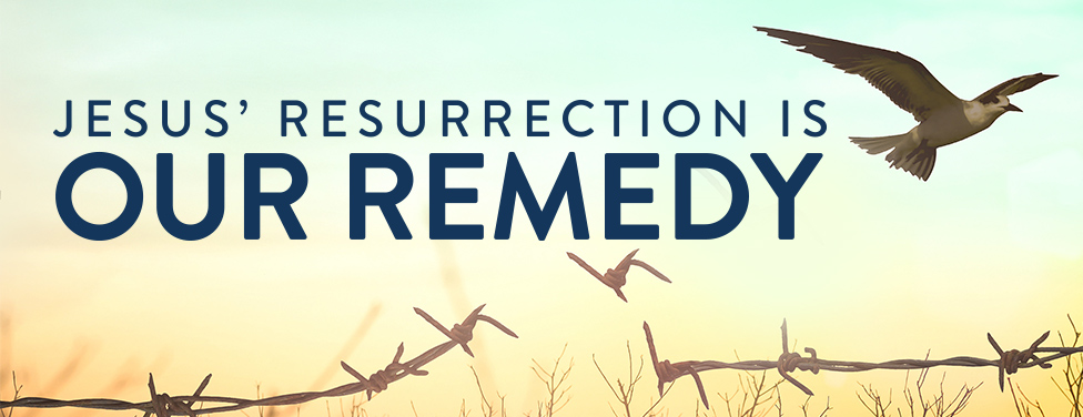Jesus' Resurrection Our Remedy Series