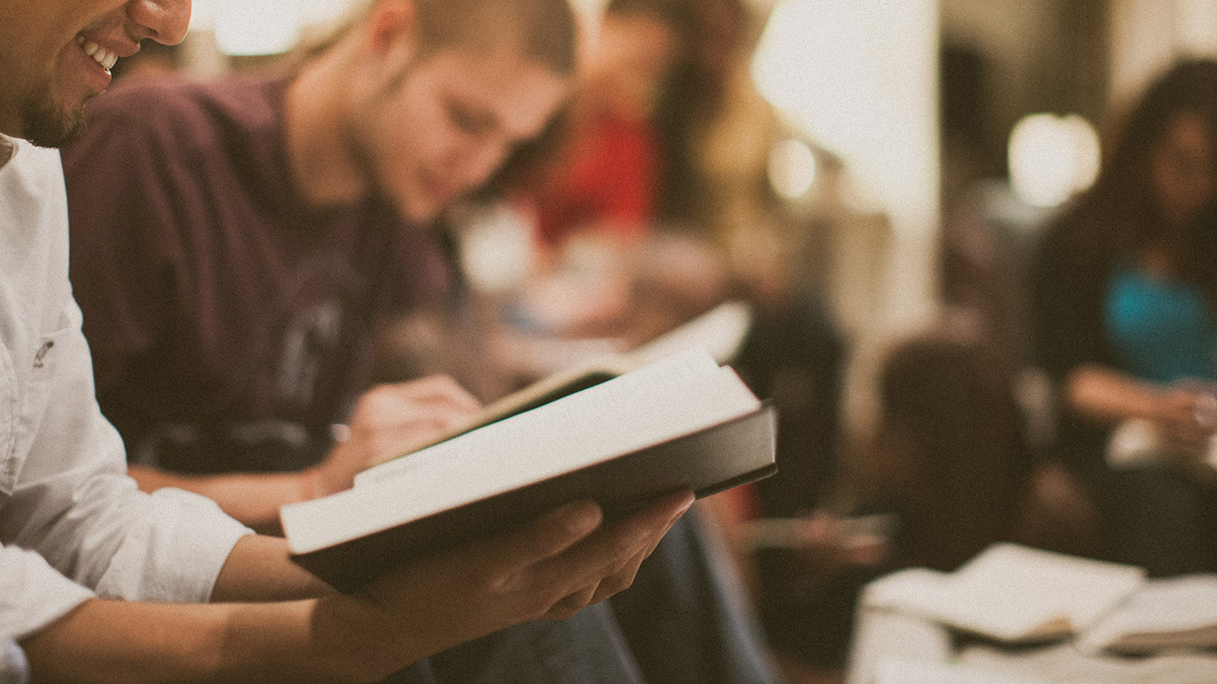 Study Galatians with other adults