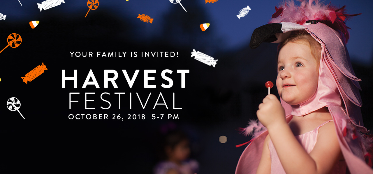 11th Annual Harvest Festival at La Jolla Community Church