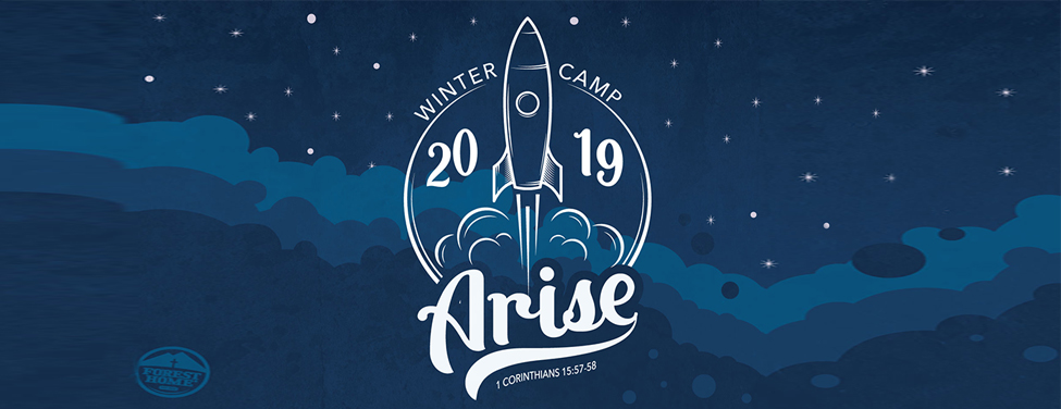 Junior High Students are going to Forest Home for Winter Camp
