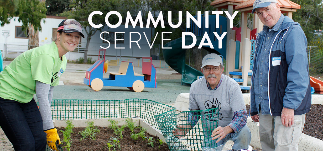 Annual Community Serve Day