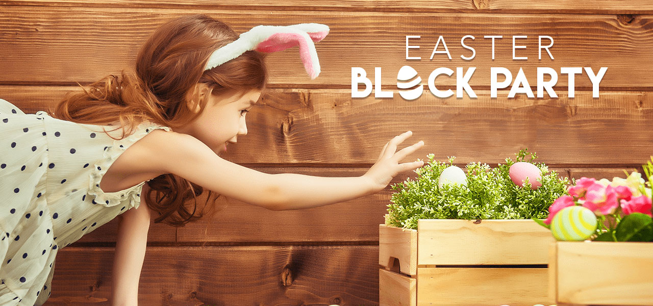 FREE Easter Block Party for the San Diego Community